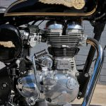 Mid Life Cycles Royal Enfield RE350 Brass Rajah Test: Indian bobber 15