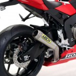 2017 Honda CBR1000RR exhaust selection. Let there be rock! 4