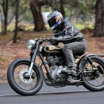 Mid Life Cycles Royal Enfield RE350 Brass Rajah Test: Indian bobber 2