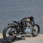 Mid Life Cycles Royal Enfield RE350 Brass Rajah Test: Indian bobber 7