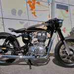 Mid Life Cycles Royal Enfield RE350 Brass Rajah Test: Indian bobber 6