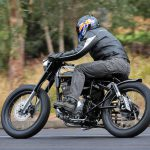 Mid Life Cycles Royal Enfield RE350 Brass Rajah Test: Indian bobber 12
