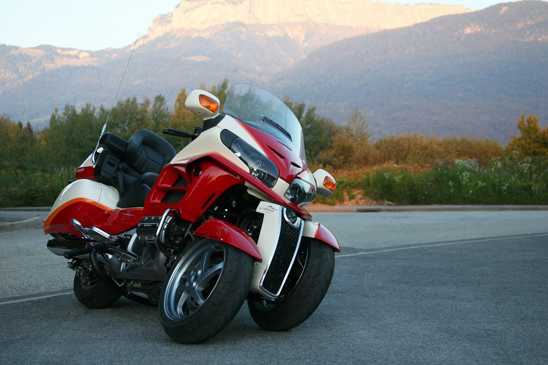 Performance 2021 Honda Goldwing Trike