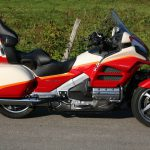 Lazareth's Honda GL1800 Goldwing leaning reverse trike 4