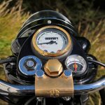 Mid Life Cycles Royal Enfield RE350 Brass Rajah Test: Indian bobber 11