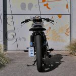 Mid Life Cycles Royal Enfield RE350 Brass Rajah Test: Indian bobber 13