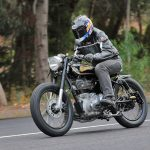 Mid Life Cycles Royal Enfield RE350 Brass Rajah Test: Indian bobber 4