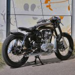 Mid Life Cycles Royal Enfield RE350 Brass Rajah Test: Indian bobber 9