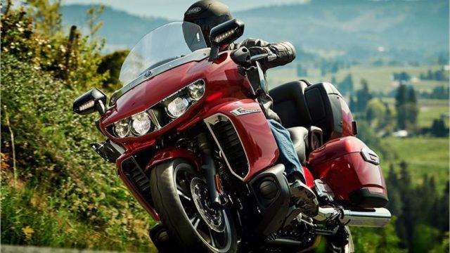 Yamaha Star Venture. Better than Harley-Davidson? 2