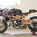 Ducati Monster S4 - Italian Copper 2