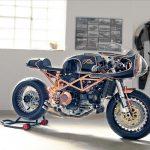 Ducati Monster S4 - Italian Copper 3