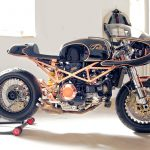 Ducati Monster S4 - Italian Copper 7