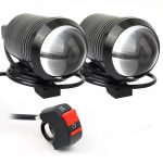 Lighten up your trip with a set of additional lights 5
