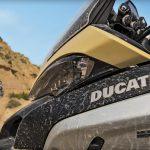 New Ducati Multistrada Enduro Pro. The GS Rallye challenger 12