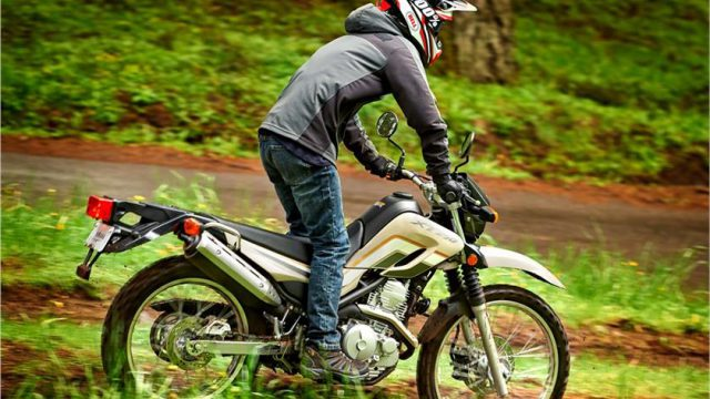 Yamaha XT250 2