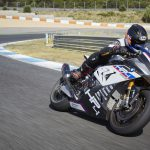 BMW HP4 Race Test: Black Magic Beemer 19