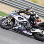 BMW HP4 Race Test: Black Magic Beemer 13