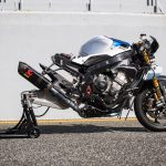BMW HP4 Race Test: Black Magic Beemer 14