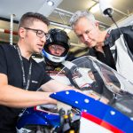 BMW HP4 Race Test: Black Magic Beemer 17
