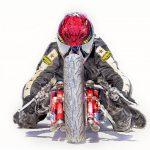 Building a record-breaking double Ducati for Bonneville 12
