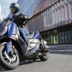 New Yamaha X-Max 400 unveiled 12