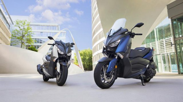 New Yamaha X-Max 400 unveiled 1