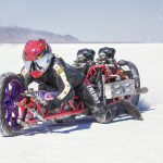 Building a record-breaking double Ducati for Bonneville 4
