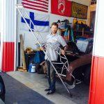 Building a record-breaking double Ducati for Bonneville 6