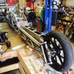 Building a record-breaking double Ducati for Bonneville 10