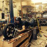 Building a record-breaking double Ducati for Bonneville 9