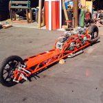 Building a record-breaking double Ducati for Bonneville 8