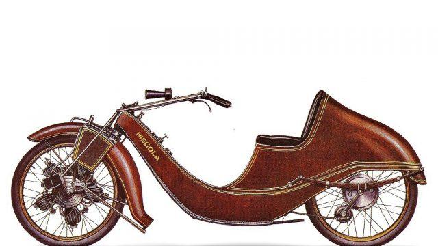 Megola Motorcycle (1)