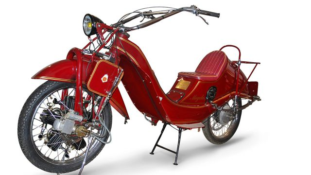 5 Not-So-Ordinary-Motorcycles: Megola 1