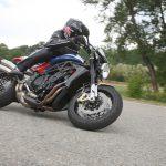 MAGNI MV AGUSTA STORIA Road test: Back to the Future 5