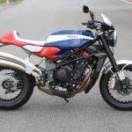 MAGNI MV AGUSTA STORIA Road test: Back to the Future 2