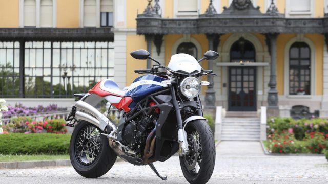 MAGNI MV AGUSTA STORIA Road test: Back to the Future 1