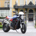 MAGNI MV AGUSTA STORIA Road test: Back to the Future 8