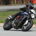 MAGNI MV AGUSTA STORIA Road test: Back to the Future 9