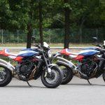 MAGNI MV AGUSTA STORIA Road test: Back to the Future 10