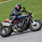 MAGNI MV AGUSTA STORIA Road test: Back to the Future 6