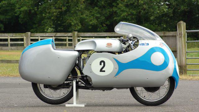 1957 Mondial 250 Bialbero racer test: Supreme single 1