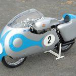 1957 Mondial 250 Bialbero racer test: Supreme single 6