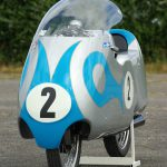 1957 Mondial 250 Bialbero racer test: Supreme single 8