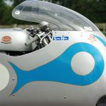 1957 Mondial 250 Bialbero racer test: Supreme single 16