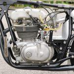 1957 Mondial 250 Bialbero racer test: Supreme single 24