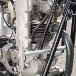 1957 Mondial 250 Bialbero racer test: Supreme single 11