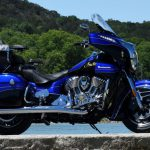Deluxe tourer from Indian - the Roadmaster Elite 9