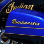 Deluxe tourer from Indian - the Roadmaster Elite 6