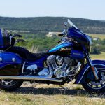 Deluxe tourer from Indian - the Roadmaster Elite 2