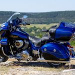 Deluxe tourer from Indian - the Roadmaster Elite 3